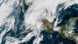 Category 3 Willa Makes Landfall on Mexico's Sinaloa Coast