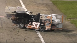 Crash Leads to Fight, Stun Gun, Arrests on Indiana Racetrack