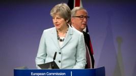 UK, EU Claim Brexit Breakthrough; Eye Talks on Future Ties