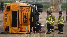 Multiple Students Injured in Colorado Bus Crash