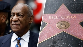 Cosby's Star to Stay on Hollywood Walk of Fame