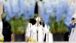 Pope Denounces 'Cruel Violence' of Sri Lanka Easter Attack