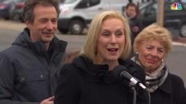 Gillibrand Talks Up Bipartisan Successes During Iowa Trip