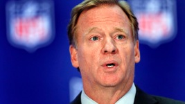 Goodell: NFL Not Changing National Anthem Policy