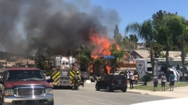 Calif. Mom Describes Escape From Deadly Home Explosion