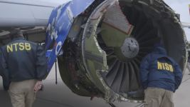 Harrowing Tales From Inside Plane After Fatal Engine Failure