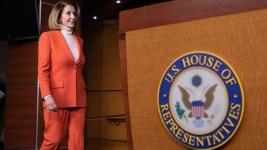 Dems Struggle Over Pelosi Bid for Speaker of the House