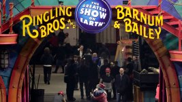Ringling Bros. Shuts Down the Big Top After 146 Years