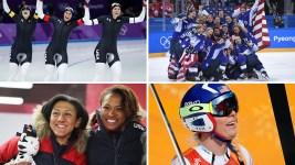 Who Runs Team USA? Women