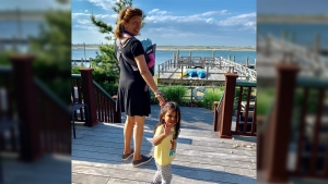 Hoda Kotb Having Fun With Daughters While on Maternity Leave