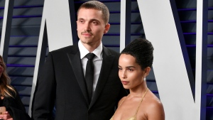 Zoë Kravitz Secretly Tied Knot to Karl Glusman (Reports)
