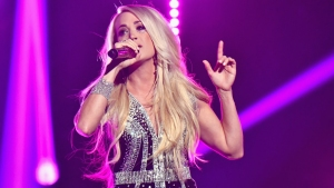 Carrie Underwood Worried Her Face Injury Would Scare Her Son