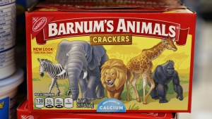 Animal Crackers Break Out of Their Cages in Box Redesign