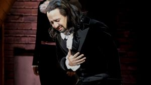 Shot Down: Miranda Slams Hamilton Filmer Mid-Performance