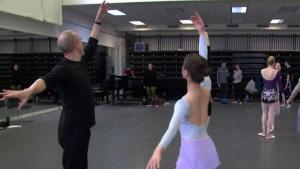 Boston Ballet Debuts New Works by Forsythe