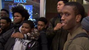 Fans Excited to Watch 'Black Panther'