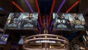 'Black Panther' Scores Mighty $25.2 Million Thursday Debut
