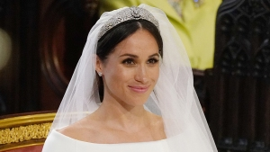 Breaking Down Duchess Meghan's Royal Wedding Tiara