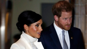 Scrutiny, Family Woes Pile Pressure on Pregnant Meghan