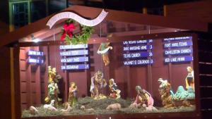 Nativity Scene Sparks Gun Violence Controversy