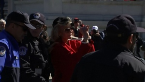 Jane Fonda Arrested For Second Time This Month