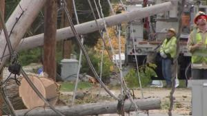 Thousands Remain Without Power After Major Storm