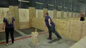 Urban Axes Opens in Somerville