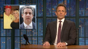 'Late Night': A Closer Look at Michael Cohen's Slush Fund