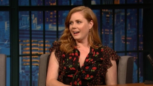 'Late Night': Amy Adams Keeps Accidentally Calling Celebs