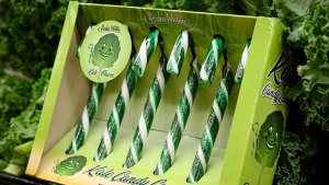 Kale Candy Canes Are Here to Ruin Christmas — and Everything Else