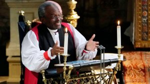 US Bishop Gives Rousing Sermon at Royal Wedding