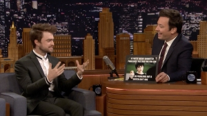 'Tonight': Daniel Radcliffe Reacts to 'Harry Potter' Memes