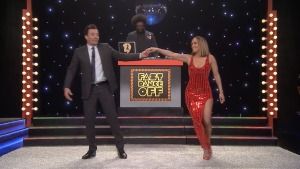 'Tonight': Fast Dance-Off With Jennifer Lopez