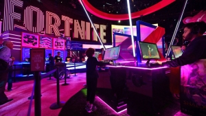 Fortnite is Back, After Disappearing Live Into a Black Hole