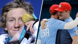 5 to Watch: Red Gerard's Return, US Curling Goes for Gold