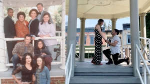 'Gilmore Girls' Fan Pulls Off the Best Stars Hollow Proposal
