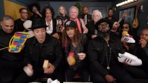 'Tonight': Fallon, Aerosmith & The Roots Sing 'Walk This Way'