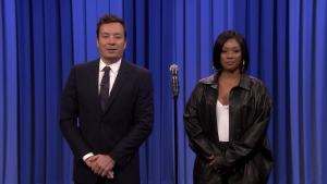 'Tonight': Lip Sync Battle With Tiffany Haddish