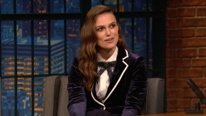 'Late Night': Knightley Talks Daughter's Reaction to 2016 Election