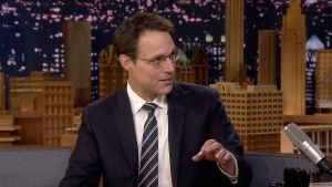 'Tonight': Kornacki on His Accidentally Crude US Map Drawing
