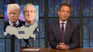 'Late Night': A Closer Look at Russia Probe's Cloud Over G-20