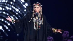 Madonna Explains Aretha Franklin VMA Tribute Gone Wrong