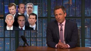 'Late Night': A Closer Look at Trump's Week of Corruption Scandals