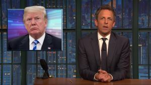 'Late Night': A Closer Look at Trump's Comments on PR Hurricane Response