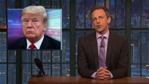 'Late Night': A Closer Look at Trump on Health Care
