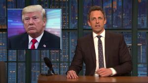 'Late Night': Trump and GOP Face a Government Shutdown