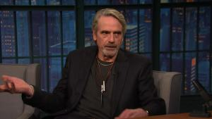 'Late Night': Jeremy Irons' Alfred Is a Different Butler