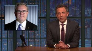 'Late Night': The Check in With Andrew Wheeler's EPA