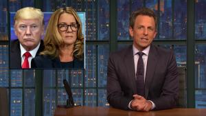 'Late Night': A Closer Look at Ford, Kavanaugh Testimony