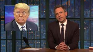 'Late Night': A Closer Look at Trump Media Attacks Amid Violence
